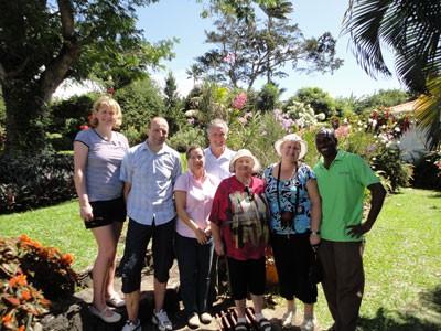Visiting Grenada Gardens