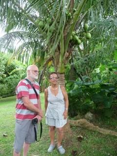 John Dingle and Anne