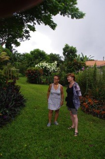 Marlene Dingle and Anne