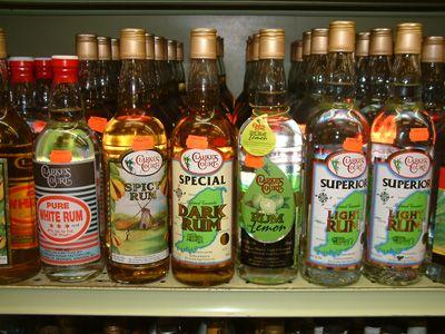 Clarkes Court Rums