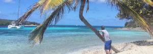 Grenadine Fly Sail