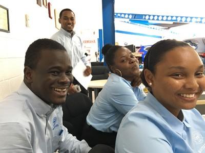 Caribbean Horizons Staff